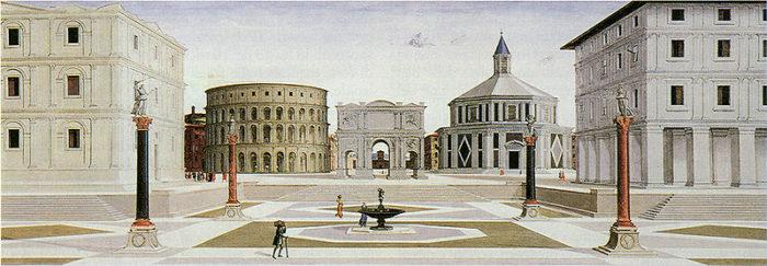 Fabriano Unesco - La Città Ideale